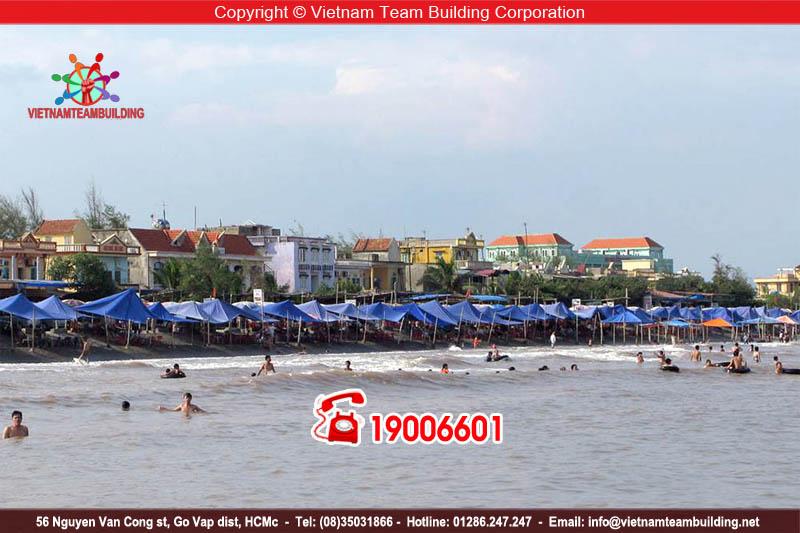 Địa điểm tổ chức teambuilding tại Nam Định